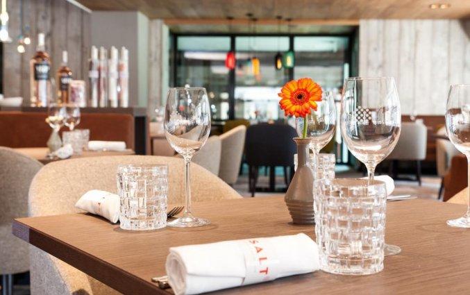 Restaurant van Hotel Bilderberg Europa Scheveningen aan de Nederlandse Kust
