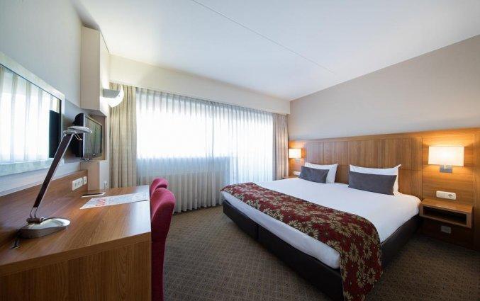Tweepersoonskamer van Hotel Bilderberg Europa Scheveningen aan de Nederlandse Kust