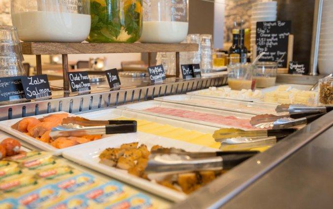 Ontbijt in Ramada The Hague Scheveningen Noordzeekust