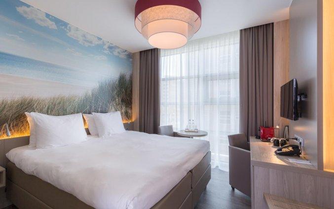Tweepersoonskamer in Ramada The Hague Scheveningen Noordzeekust
