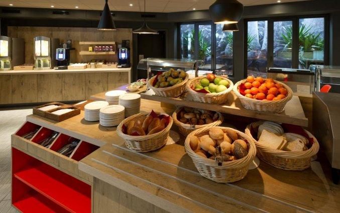 Ontbijt van Hotel Ibis Kathedraal Gent