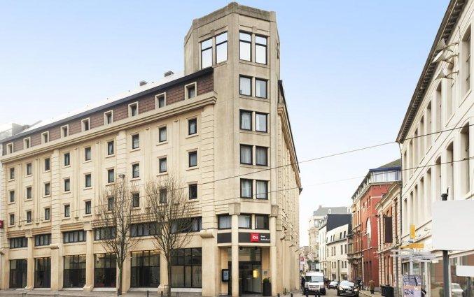 Exterieur van Hotel Ibis Kathedraal Gent