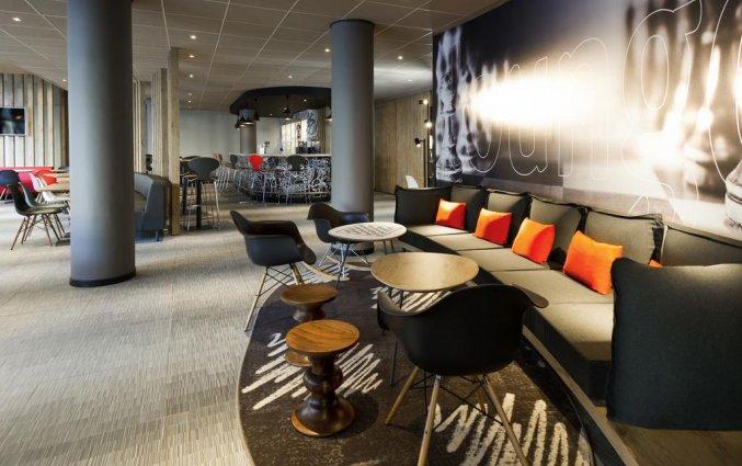 Lounge van Hotel Ibis Kathedraal Gent