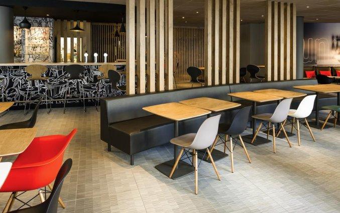 Bar van Hotel Ibis Kathedraal Gent