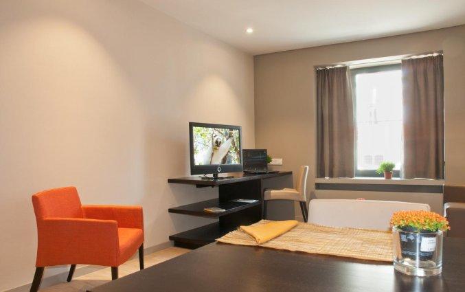 Appartement in Hotel Castelnou Aparthotel Gent