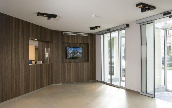 Lobby van Hotel Castelnou Aparthotel Gent