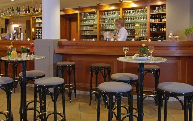 Bar van Hotel Castelnou Aparthotel Gent