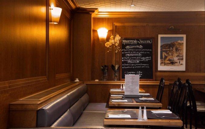 Restaurant van Hotel Castelnou Aparthotel Gent