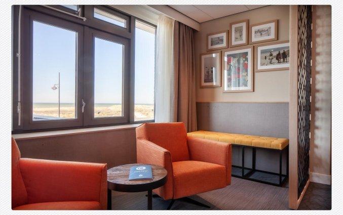 Kamer van Golden Tulip Noordwijk Beach