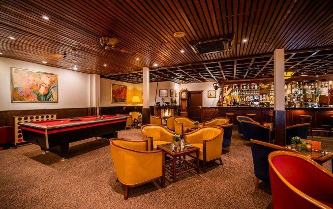 De bar van Golden Tulip Noordwijk Beach