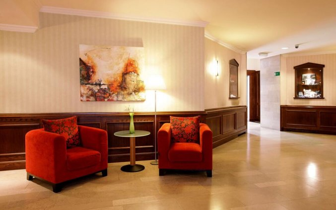 Lounge van Hotel NH Sint Pieters Gent