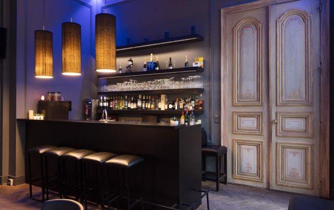 Bar van Hotel Gravensteen Gent