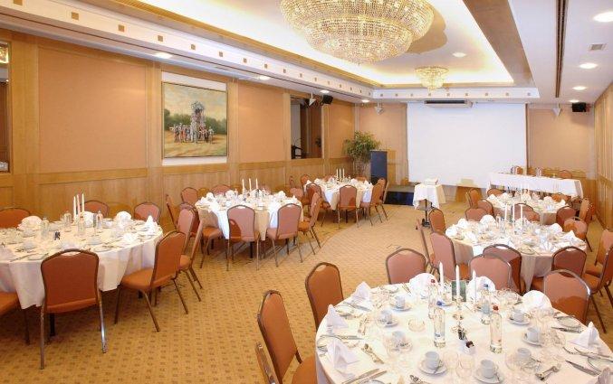 Restaurant van Hotel Le Chatelain Brussel