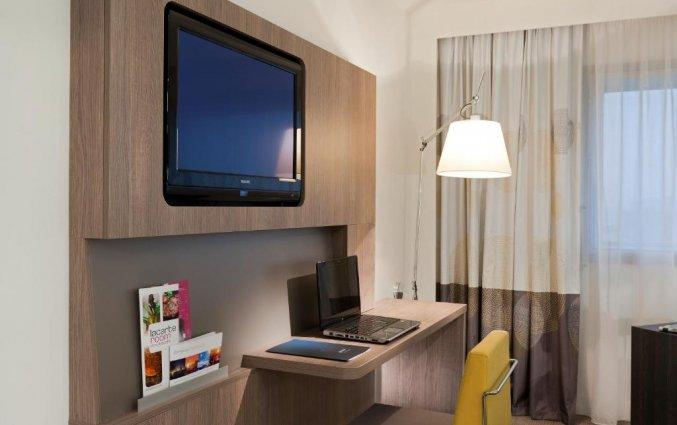 Tweepersoonskamer van Novotel Brussels City Centre