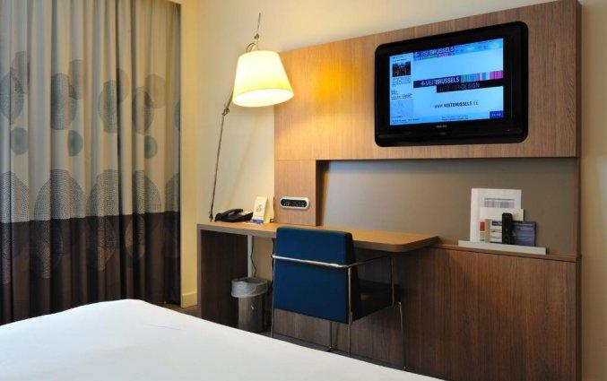 Bureau van Novotel Brussels City Centre