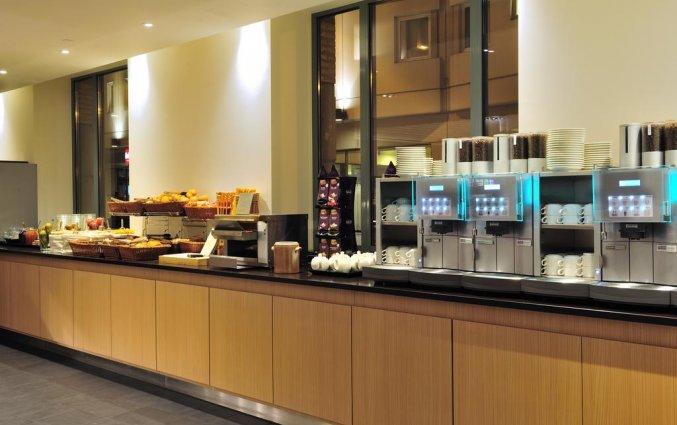 Ontbijtbuffet van Novotel Brussels City Centre