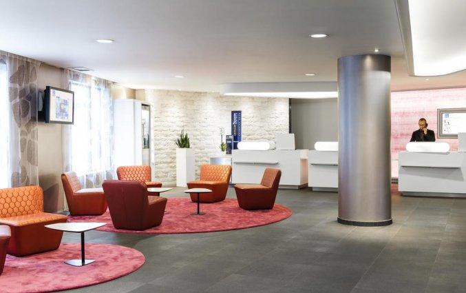 Lobby van Novotel Brussels City Centre