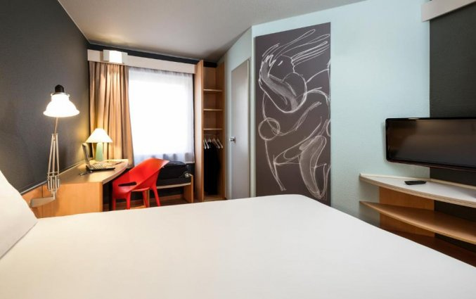 Kamer van Hotel ibis Brussels City Centre