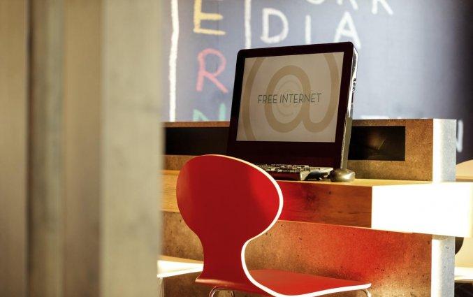 Openbare computer van Hotel ibis Brussels City Centre
