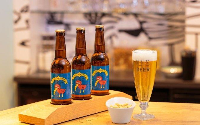 Biertjes bij Hotel ibis Brussels City Centre