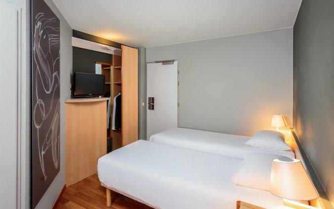 Kamer met twee losse bedden van Hotel ibis Brussels City Centre