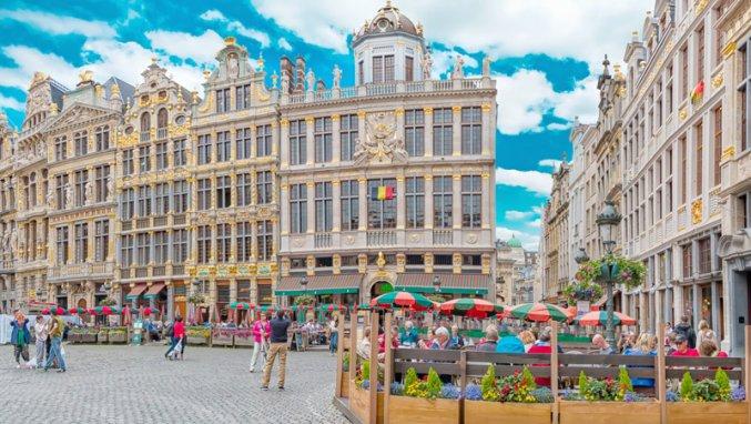 Brussel - Markt