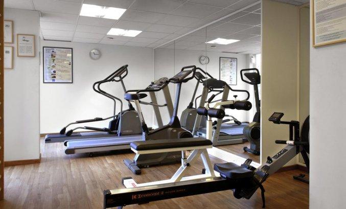 Fitness van Novotel Gent Centrum