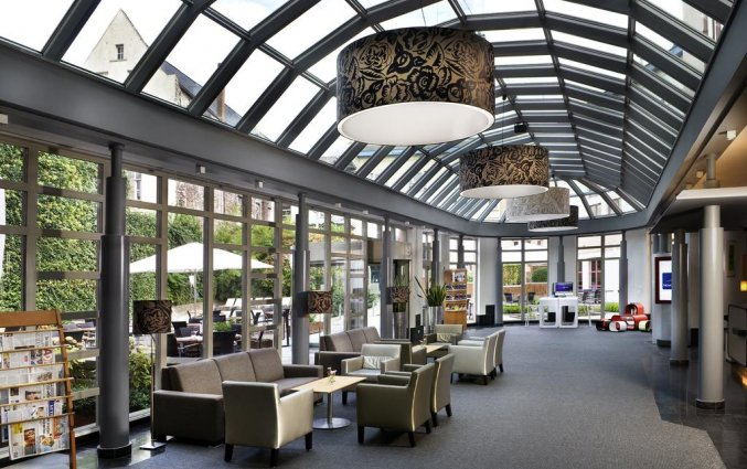 Lounge van Novotel Gent Centrum