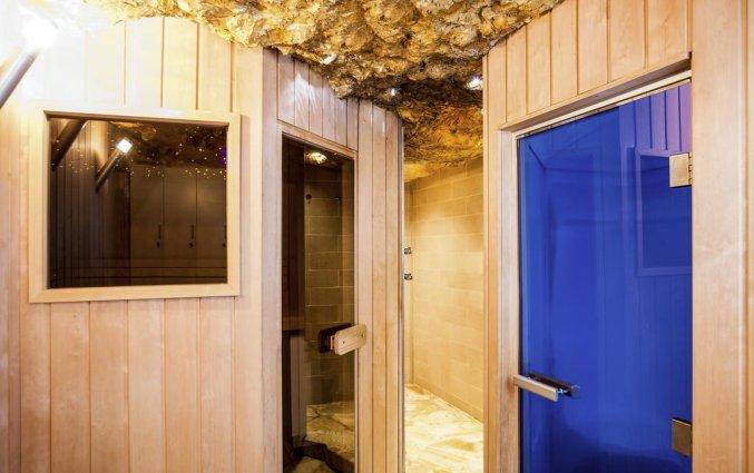 Sauna van Novotel Gent Centrum