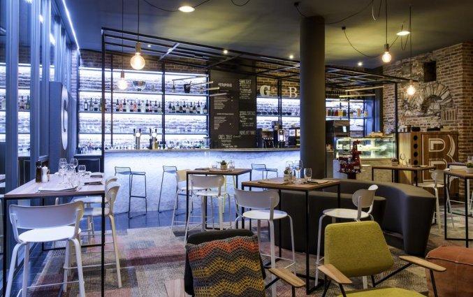Bar van Novotel Gent Centrum