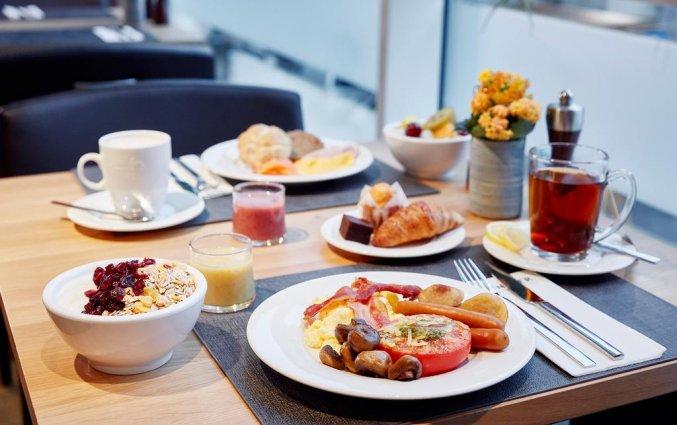 Ontbijt van Hotel Lindner WTC Antwerpen