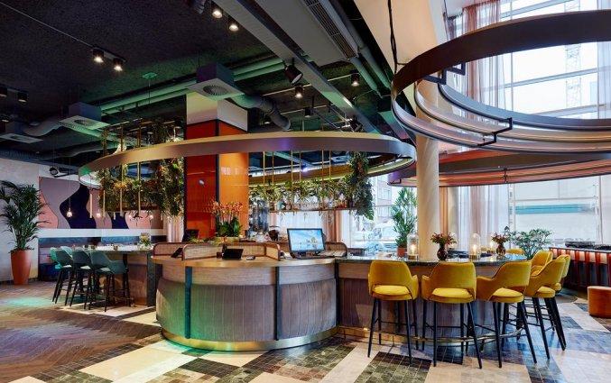 Bar van Hotel Lindner WTC Antwerpen