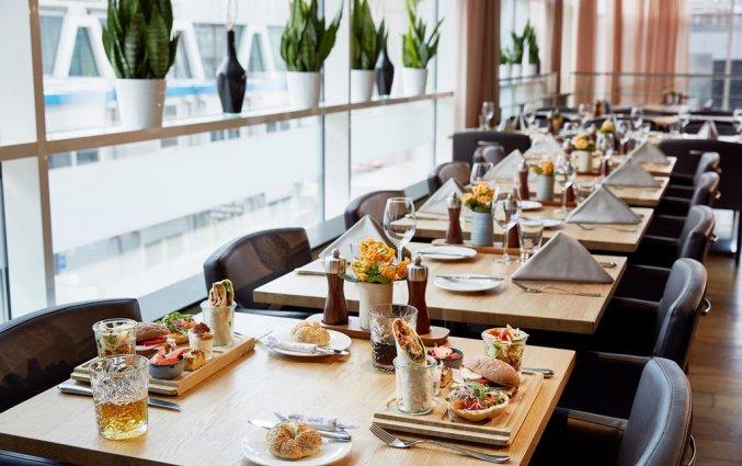 Restuarant van Hotel Lindner WTC Antwerpen