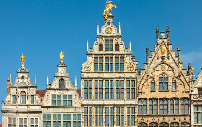 Antwerpen - Gebouw