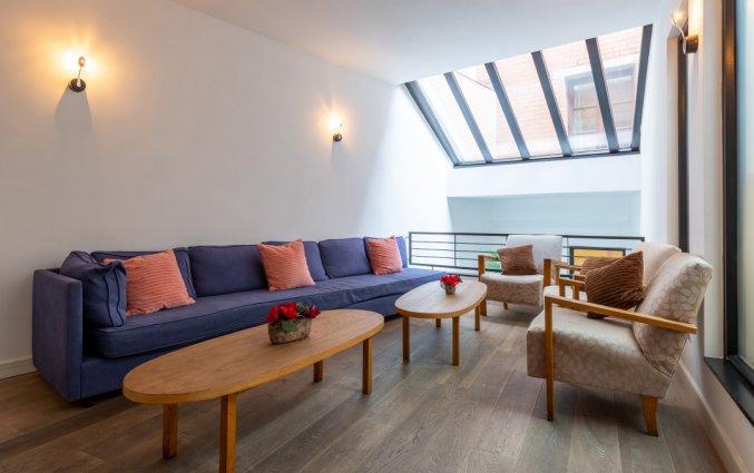 Lounge van Hotel TripInn Eden in Antwerpen