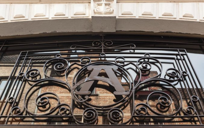 Boetieksstijl van Hotel Academie Brugge
