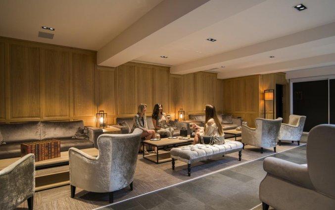 Lounge van Hotel Academie Brugge