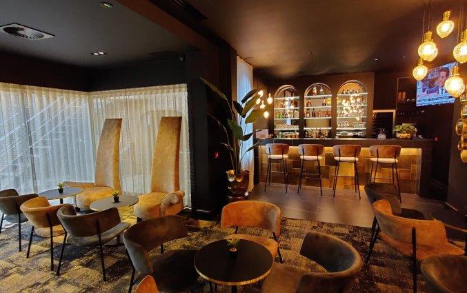 Bar van Hotel Academie Brugge