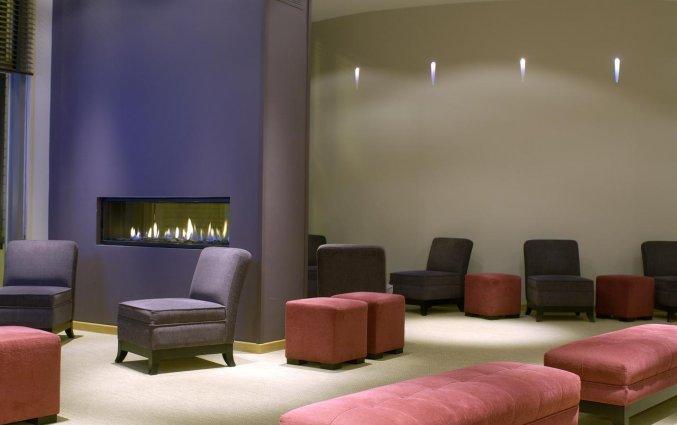 Loungegedeelte van Hotel Martin's Brugge