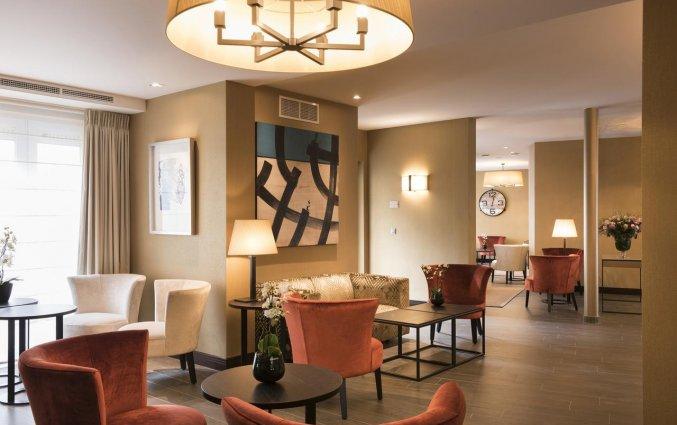 Loungebar van Hotel Aragon in Brugge