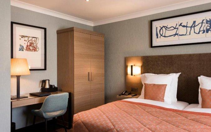 Kamer van Hotel Aragon in Brugge