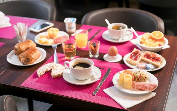 Ontbijt van Hotel Locarno Nice