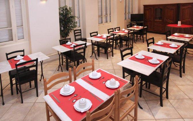 Ontbijt van hotel Trocadero Nice