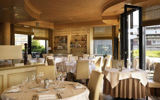 Restaurant van Hotel Hylli Antwerpen