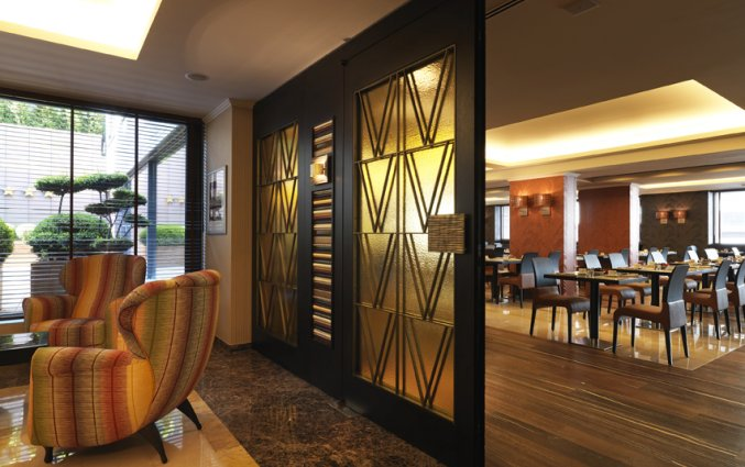 Lounge van Hotel Hylli Antwerpen