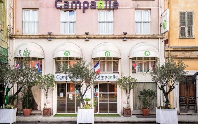 Vooraanzicht van Hotel Campanile Hotel Nice Centre Acropolis in Nice