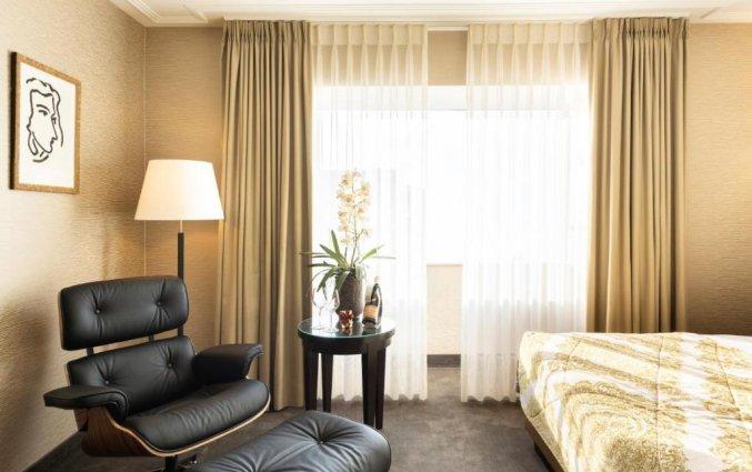 Kamer van Grand Hotel Casselbergh in Brugge