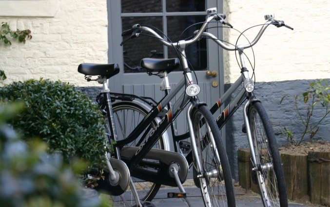 Huurfietsen van Hotel Duinhof the Original Relais aan de Belgische Kust