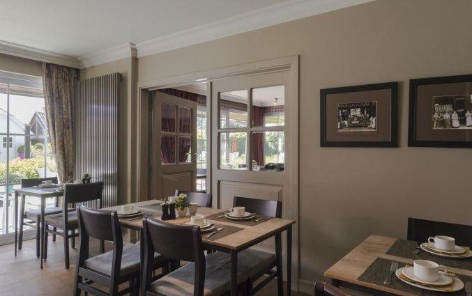 Ontbijtzaal van Hotel Duinhof the Original Relais aan de Belgische Kust