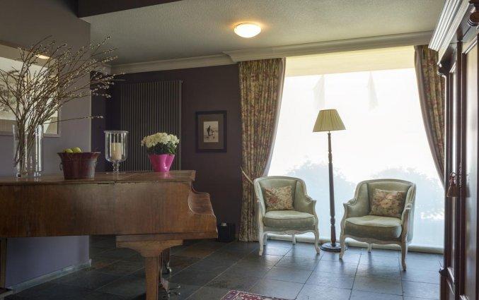 Lounge van Hotel Duinhof the Original Relais aan de Belgische Kust